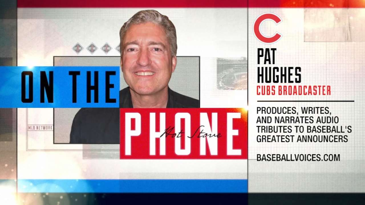 Pat Hughes on Harry Caray