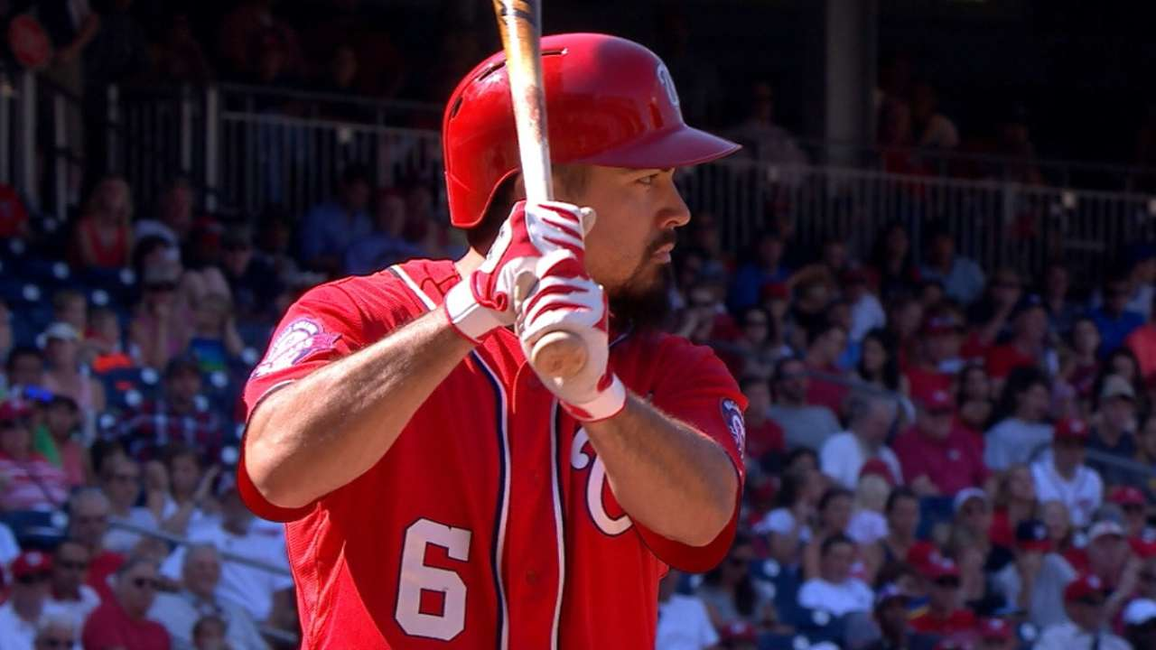 Outlook: Rendon, 3B, WSH