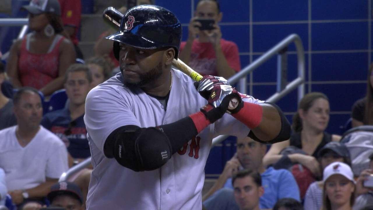 Outlook: Ortiz, DH, BOS