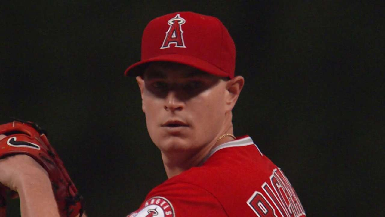 Outlook: Richards, SP, LAA