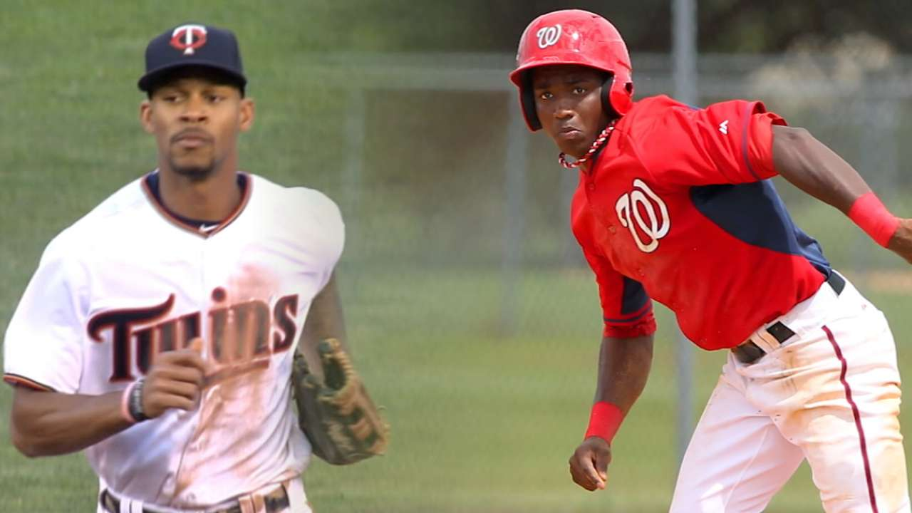 Breaking down the Twins' 2016 Top 30 Prospects