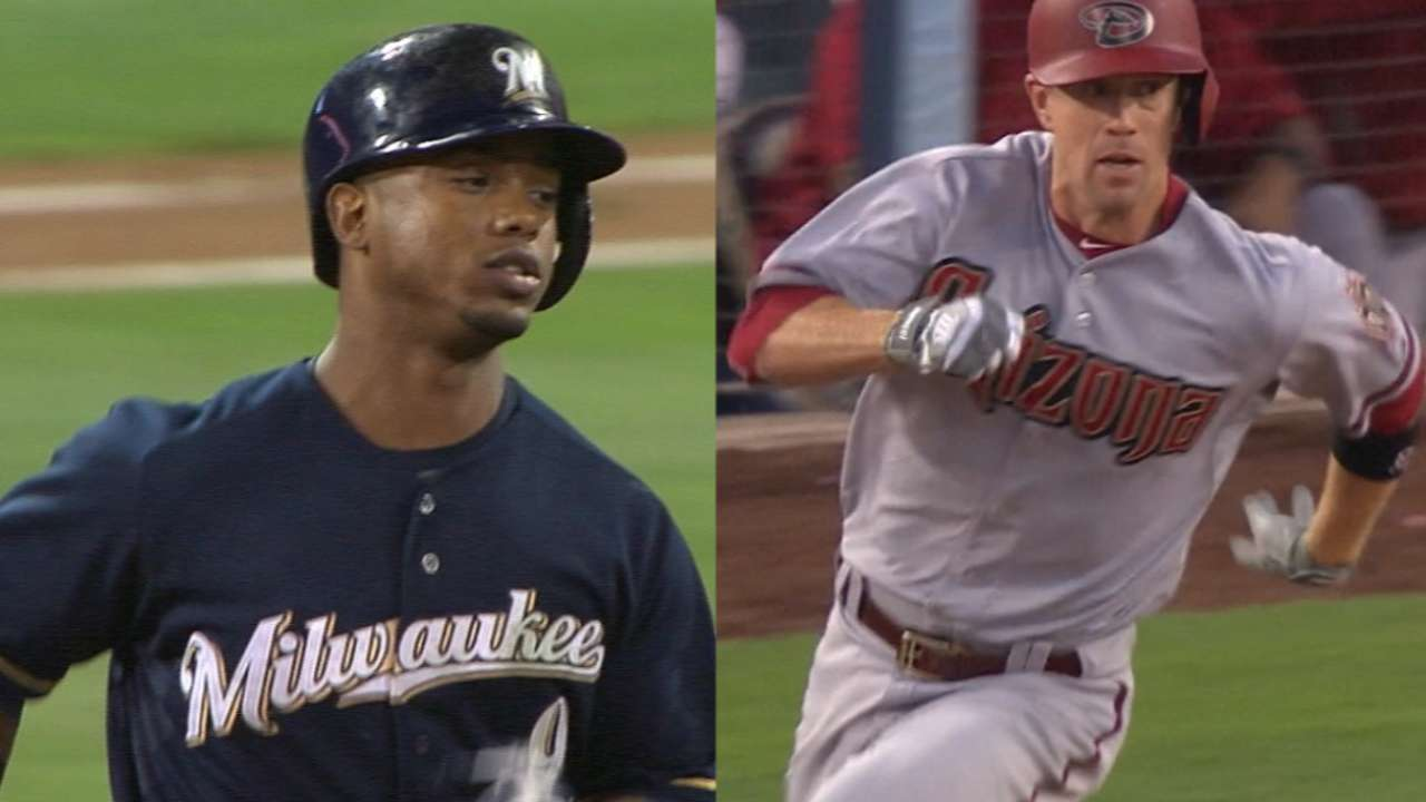 Zinkie on Brewers, D-Backs trade