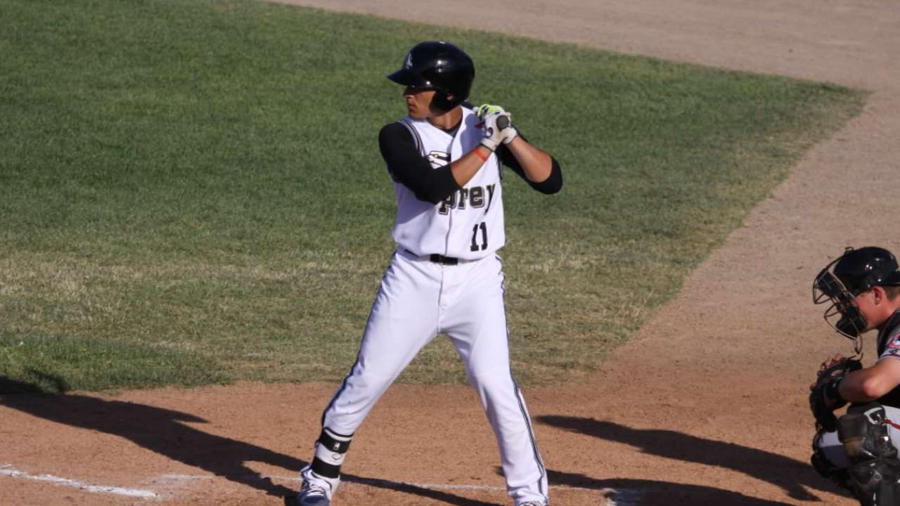 Arcia leads crew of prospects in Spring Training