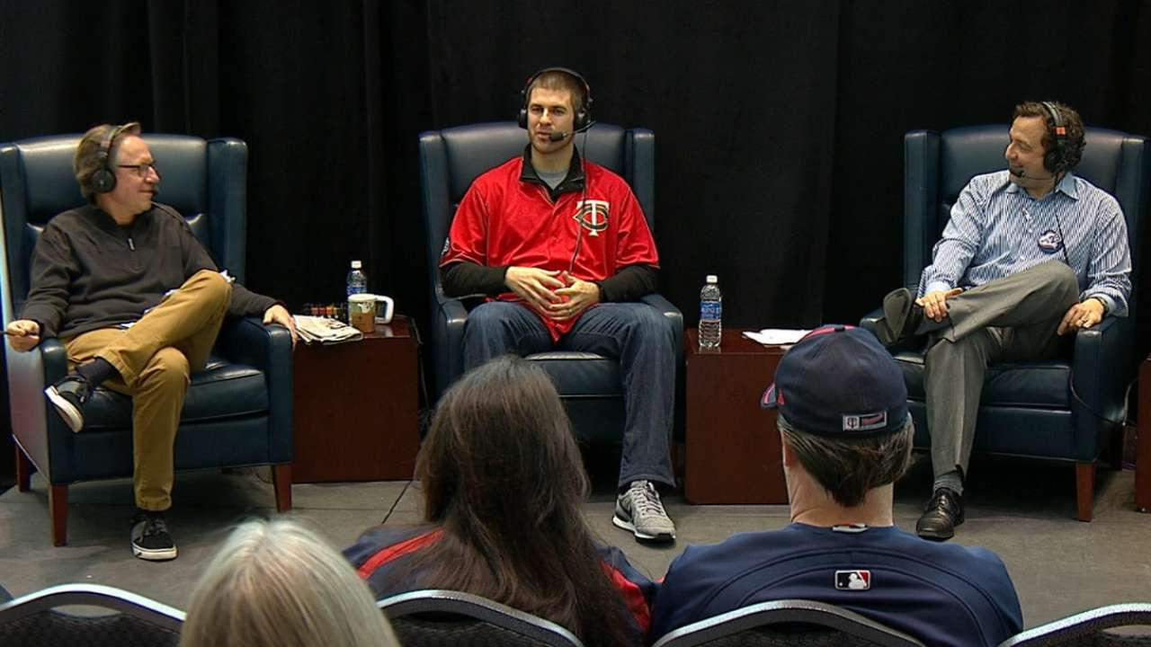 Twins ready for 2016 season