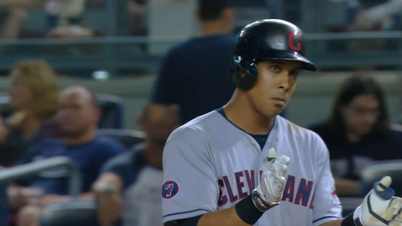 Brantley among Indians looking to bounce back