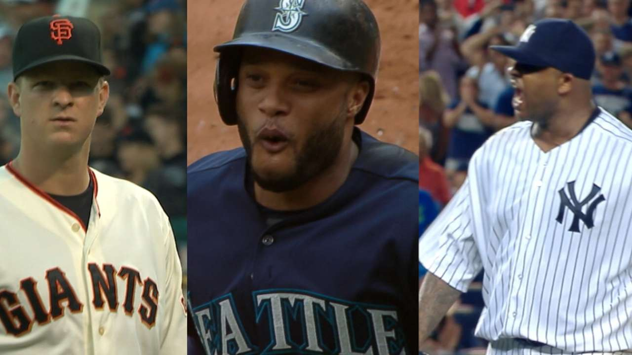 Make a wish: What each GM hopes for in 2016