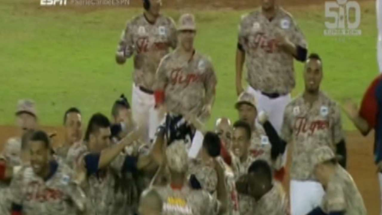 Querecuto's walk-off single