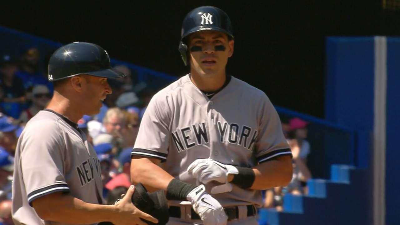 Outlook: Ellsbury, CF, NYY