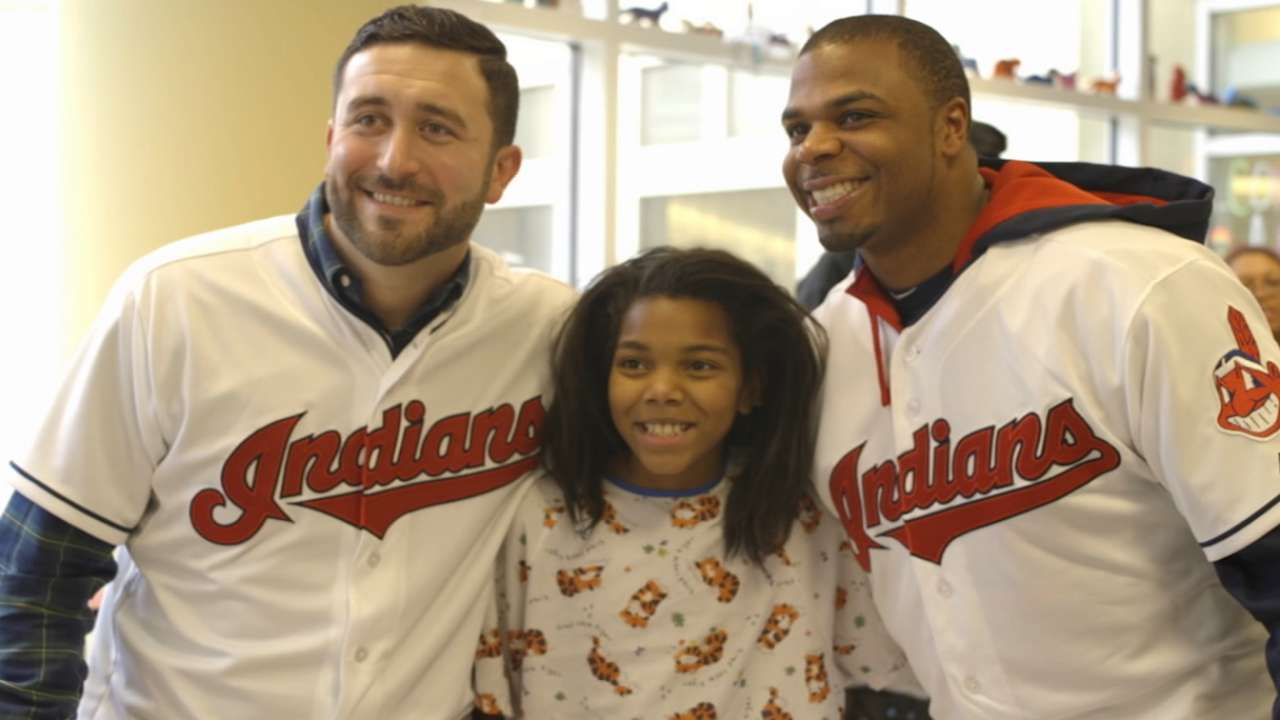 Indians schedule Tribe Fest '17 for Jan. 28