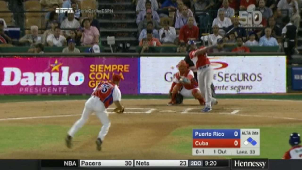 Padilla's RBI knock