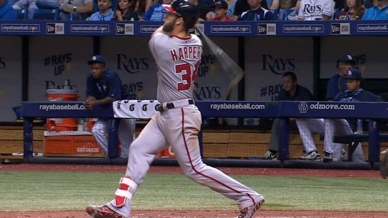 $400M contract? Harper: 'Don't sell me short'