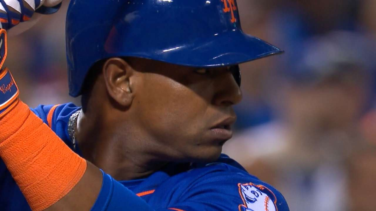 Outlook: Cespedes, OF, NYM