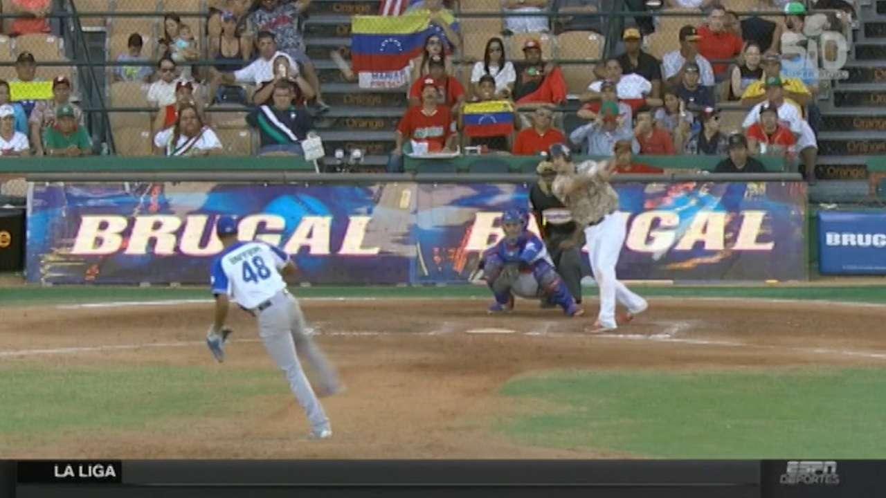 Venezuela, Mexico reach Caribbean final