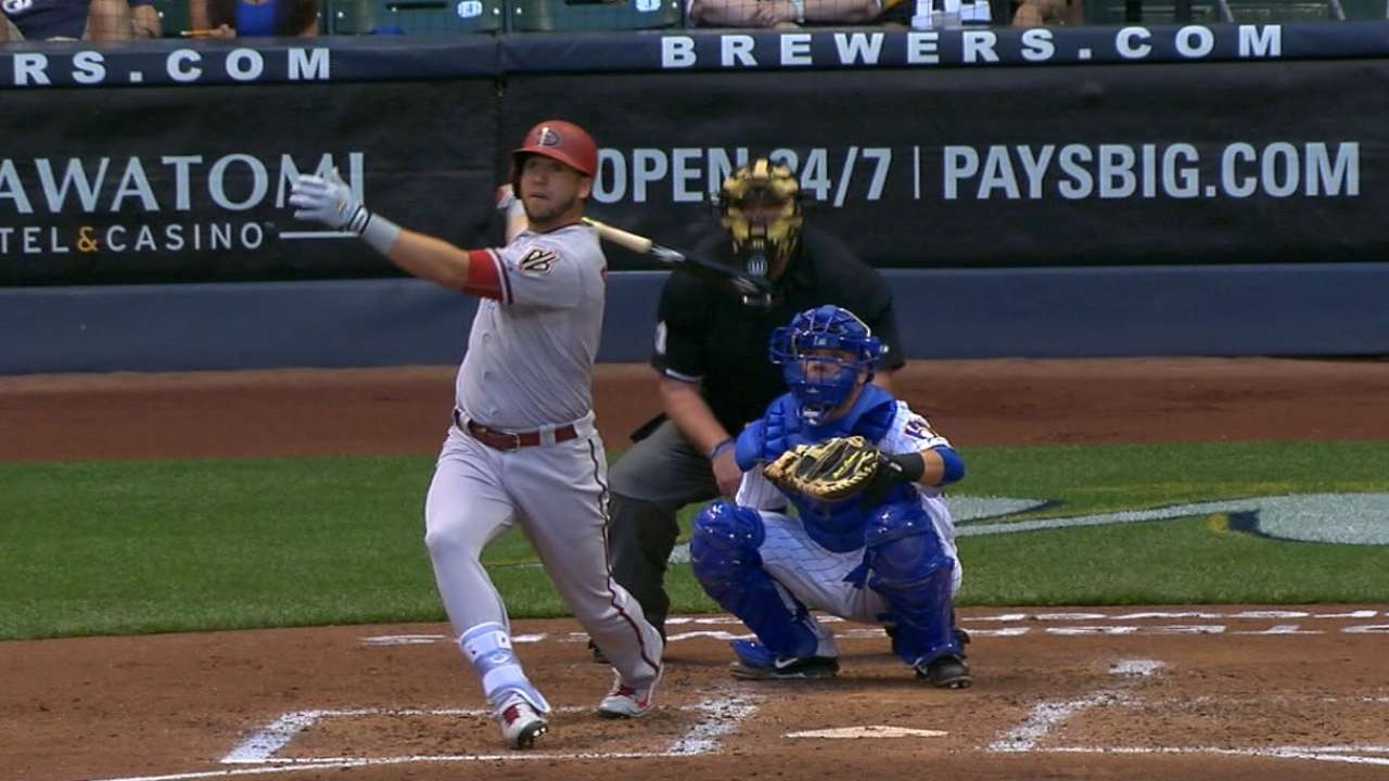 Peralta's improbable path to Majors inspires