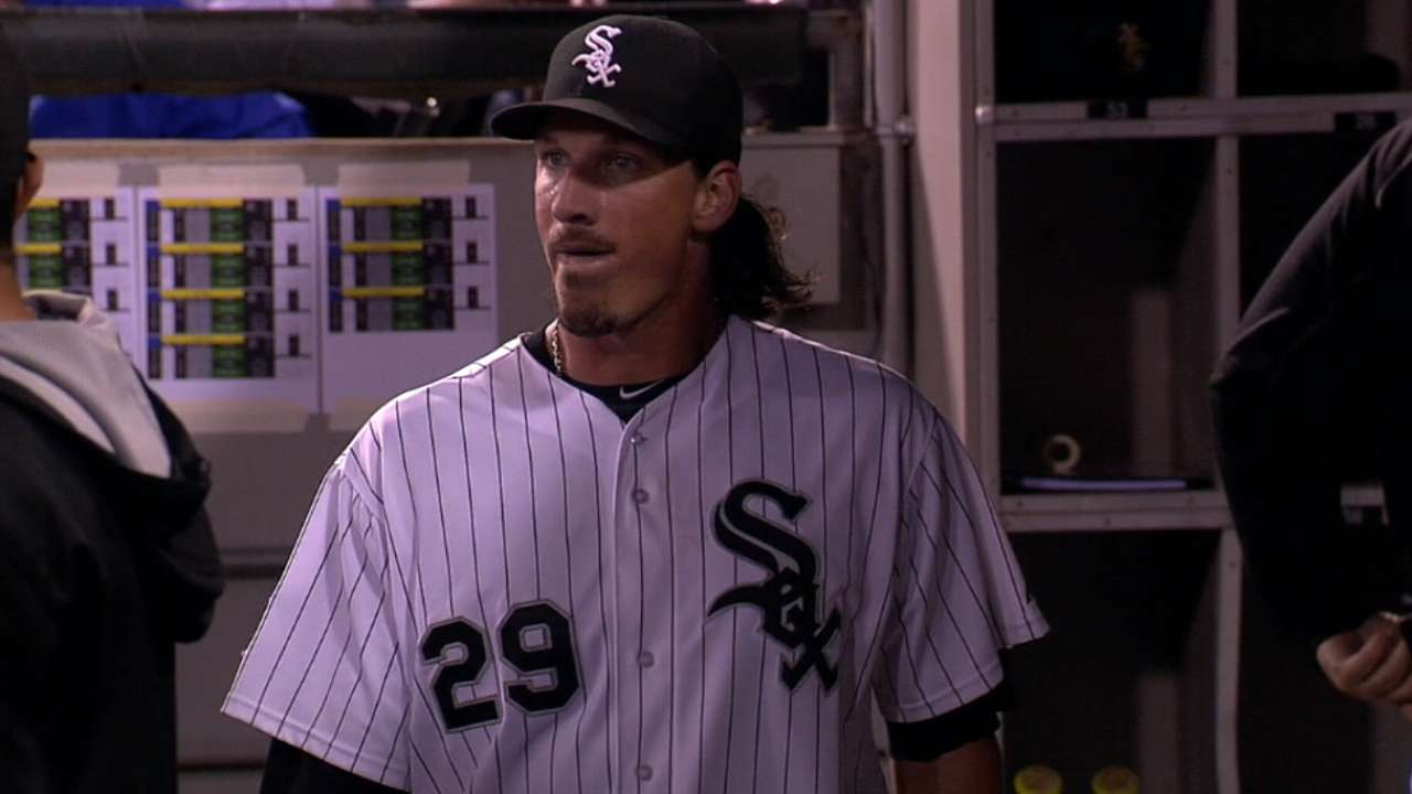 Outlook: Samardzija, SP, SF