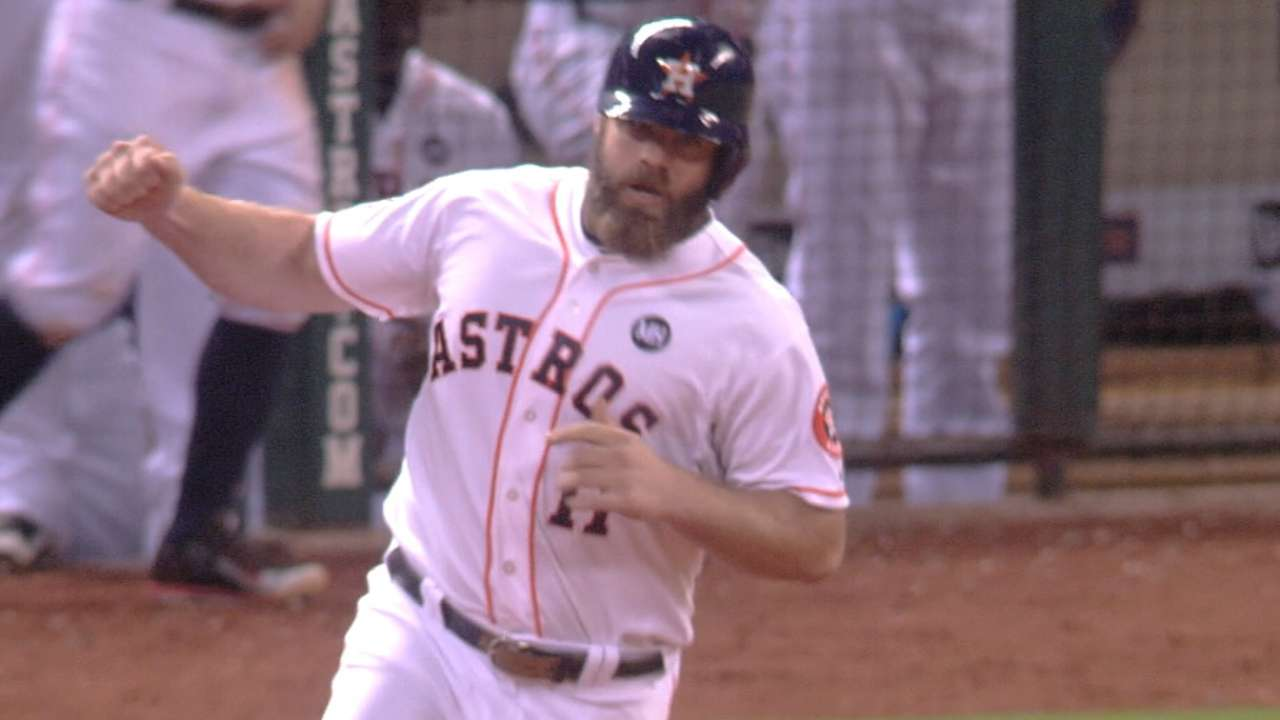 Gattis hits in cage, getting closer to return