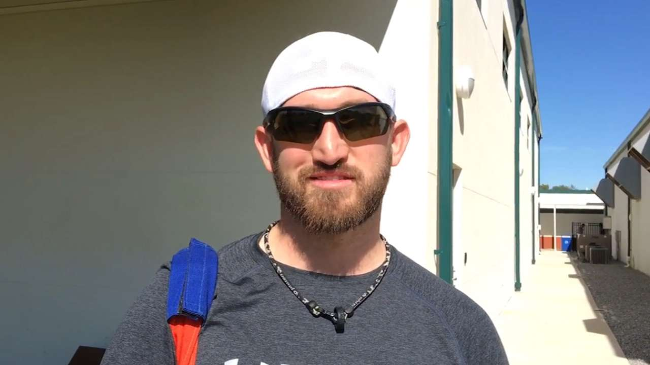 Niese talks about joining Bucs