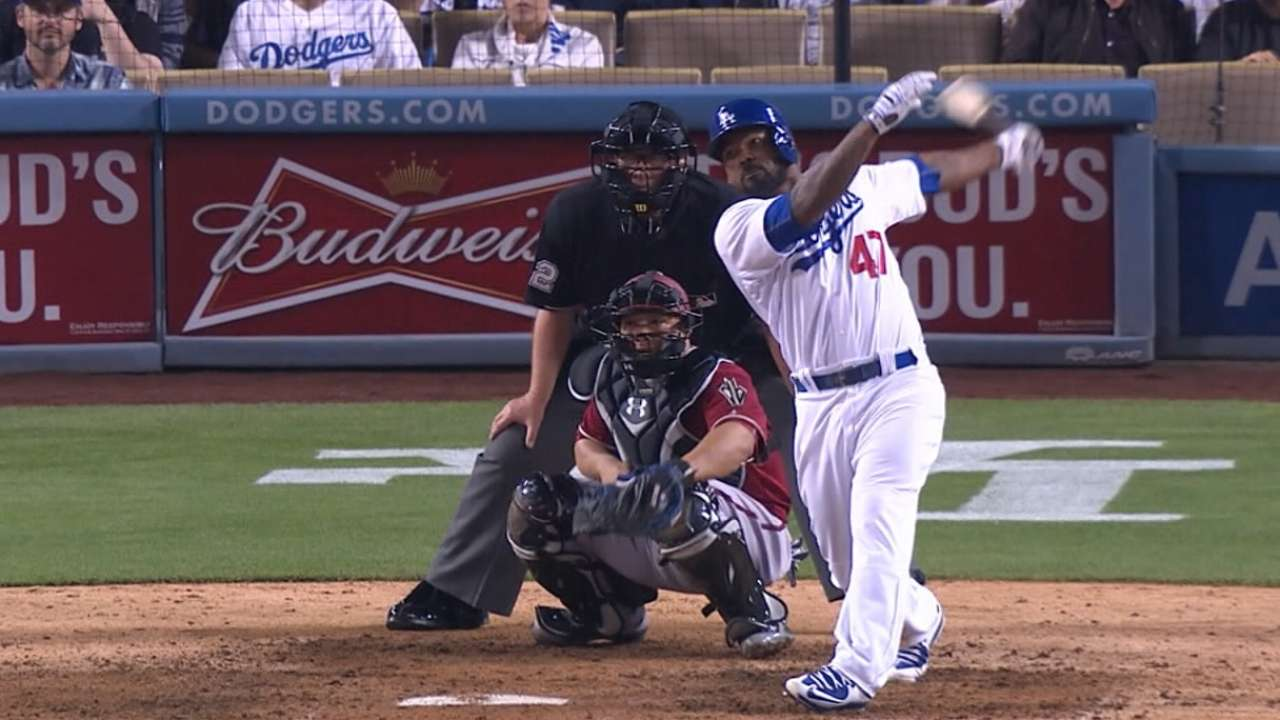 Kendrick among several Dodgers on mend