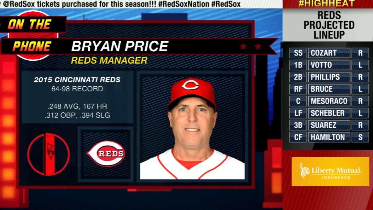 High Heat: Bryan Price