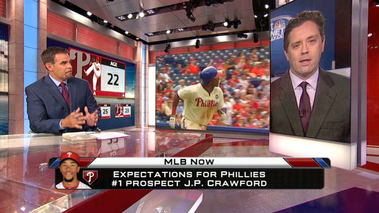 Zolecki talks Phillies prospects