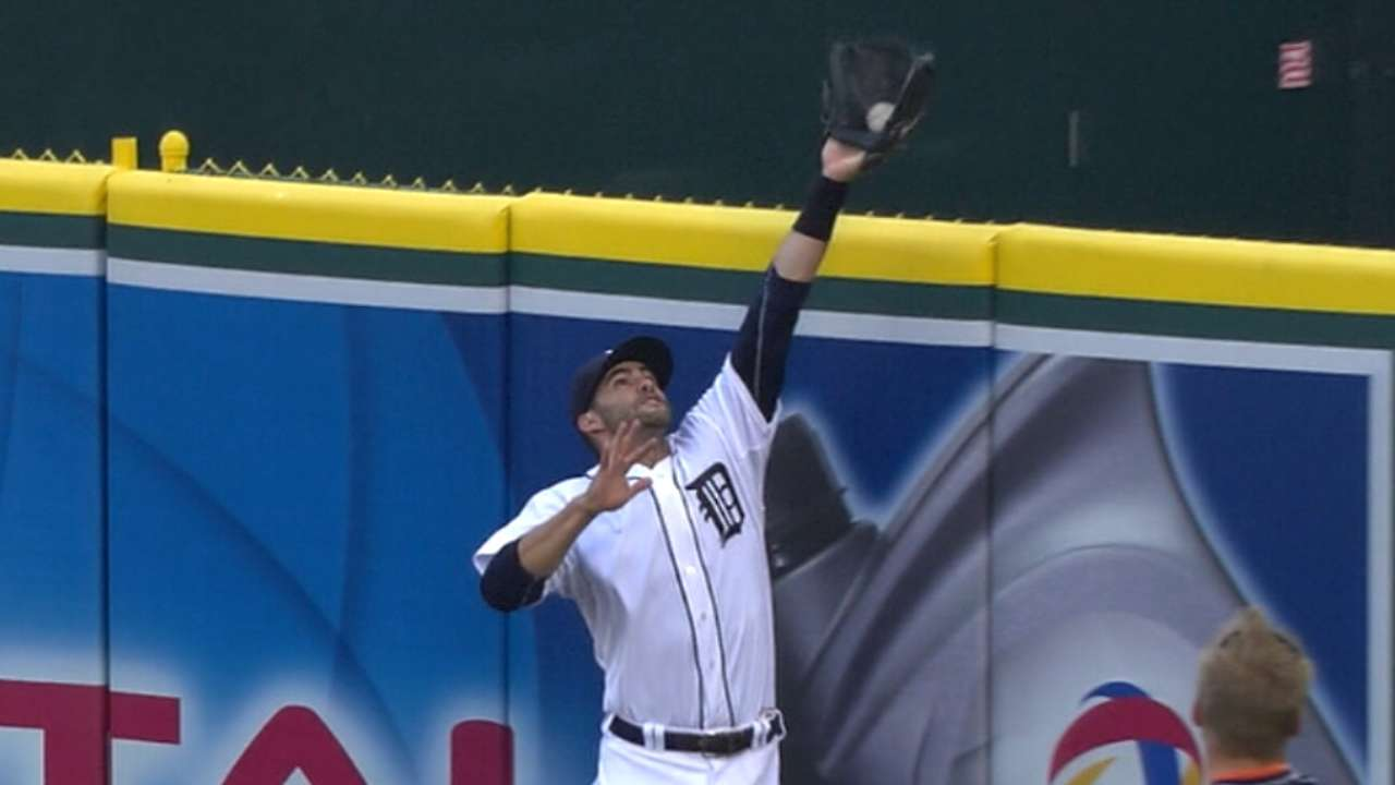 J.D. Martinez, Tigers proving perfect fit
