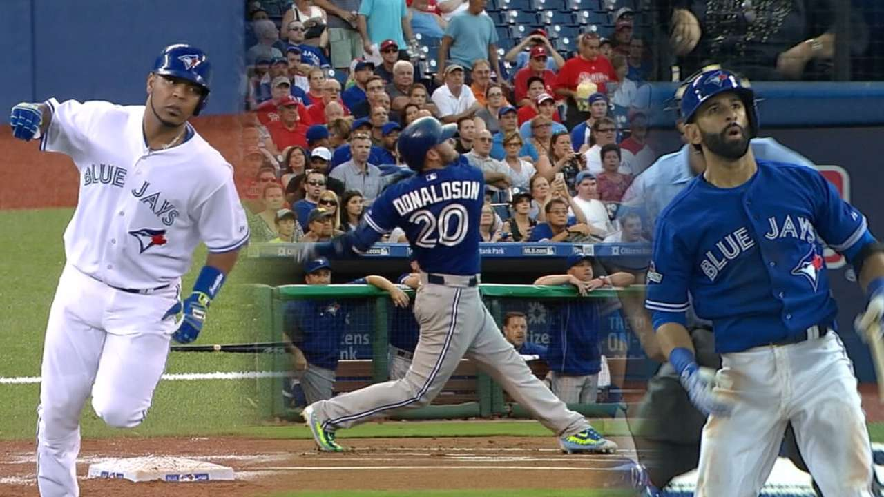 Blue Jays look to lock up trio