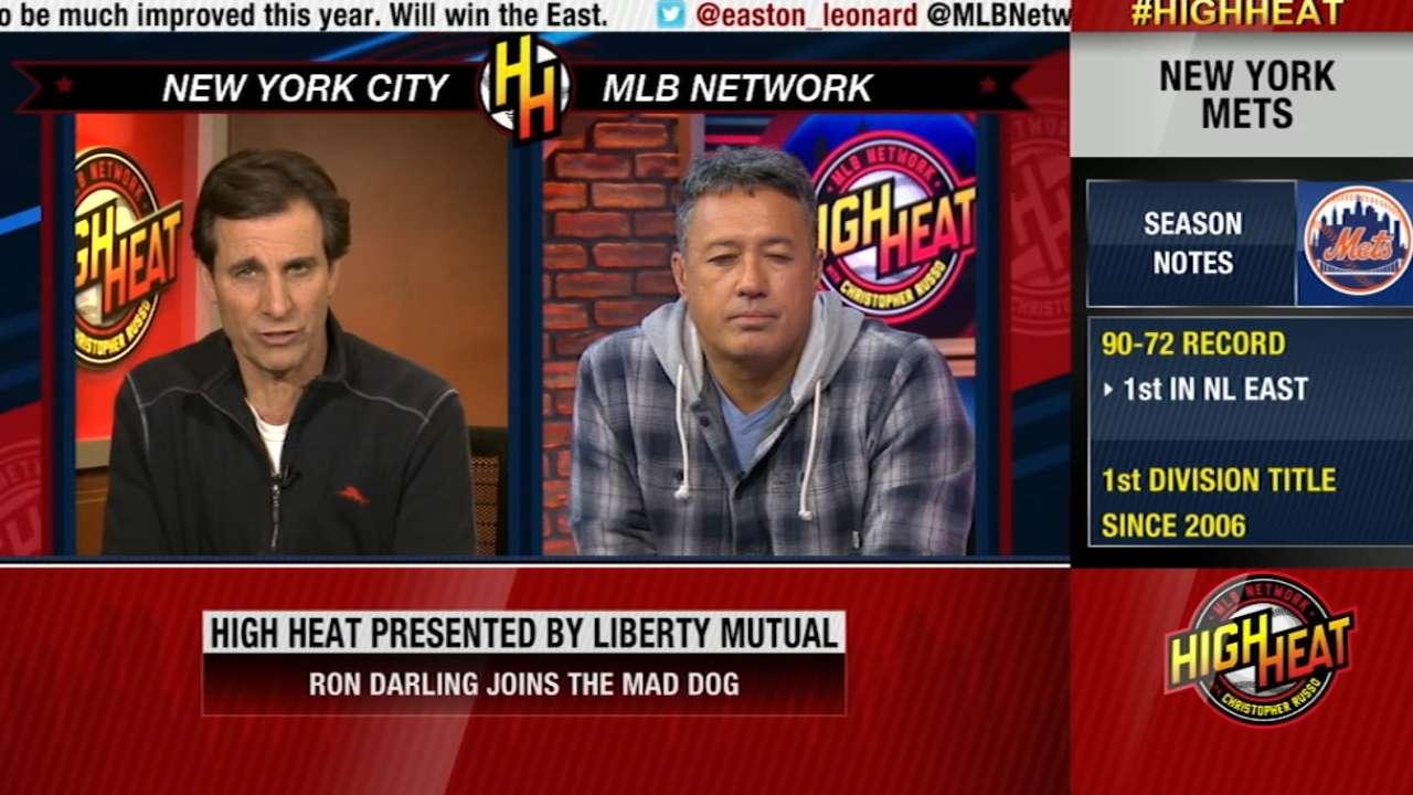 2016 Mets outlook on High Heat