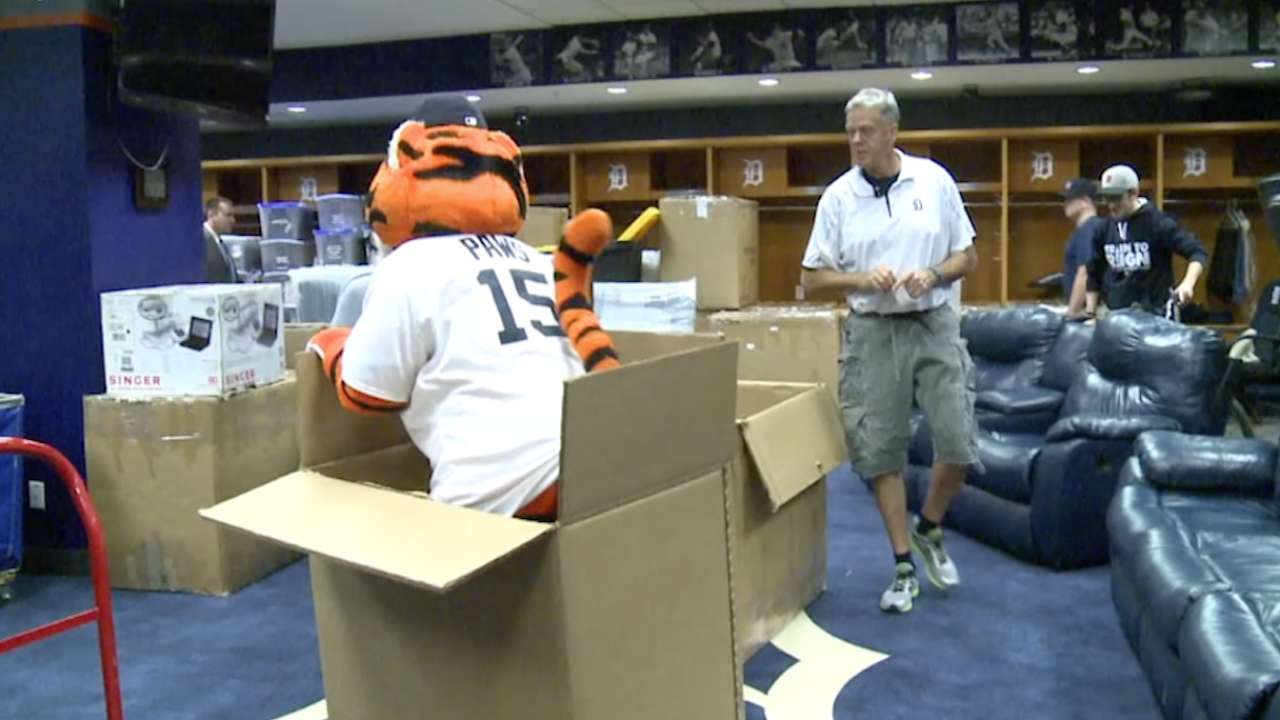 Tigers' Truck Day sparks spring excitement