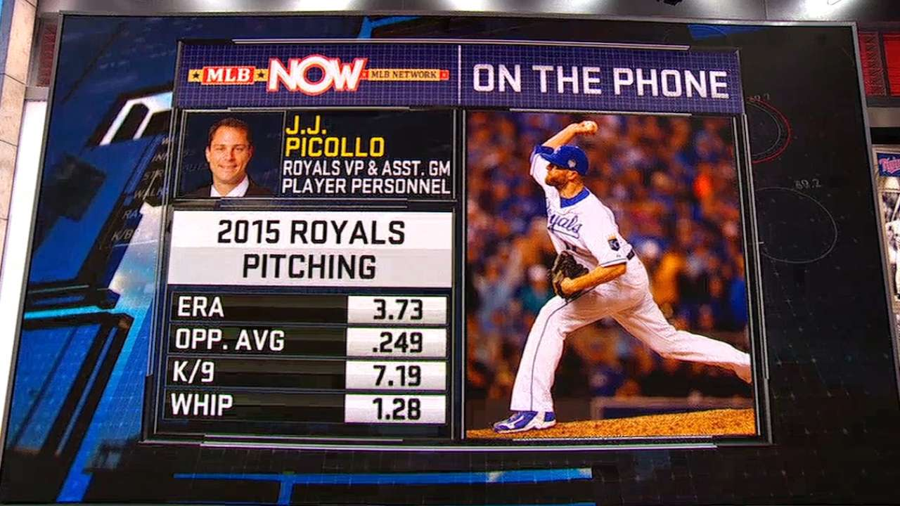 Picollo on Royals' 2016 outlook