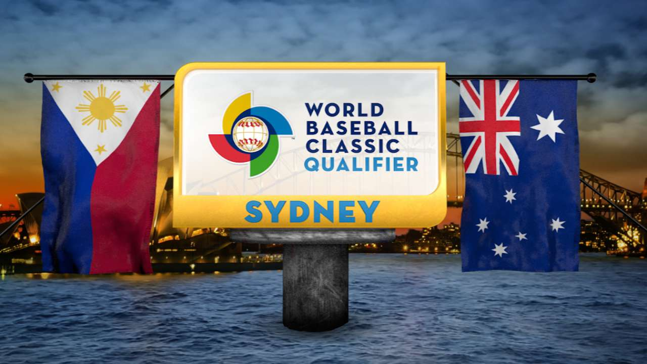 Twins' farmhands lead Australia to WBC rout