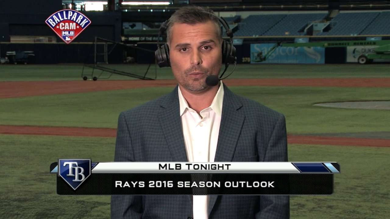 MLB Tonight: Kevin Cash