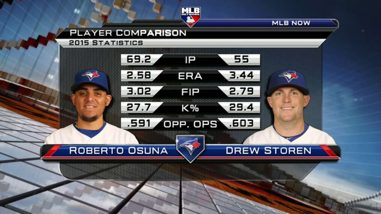 MLB Now on Blue Jays' closers