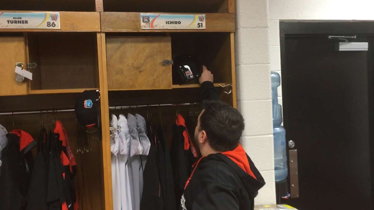 Marlins gear up for spring camp, Play Ball Week