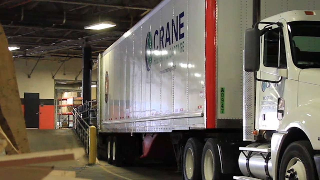 Springing into action, Astros ship truck to Florida