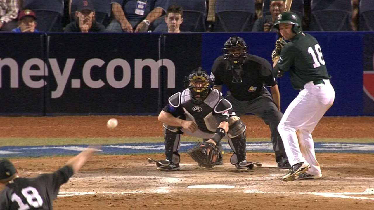 Botha's bases-clearing double