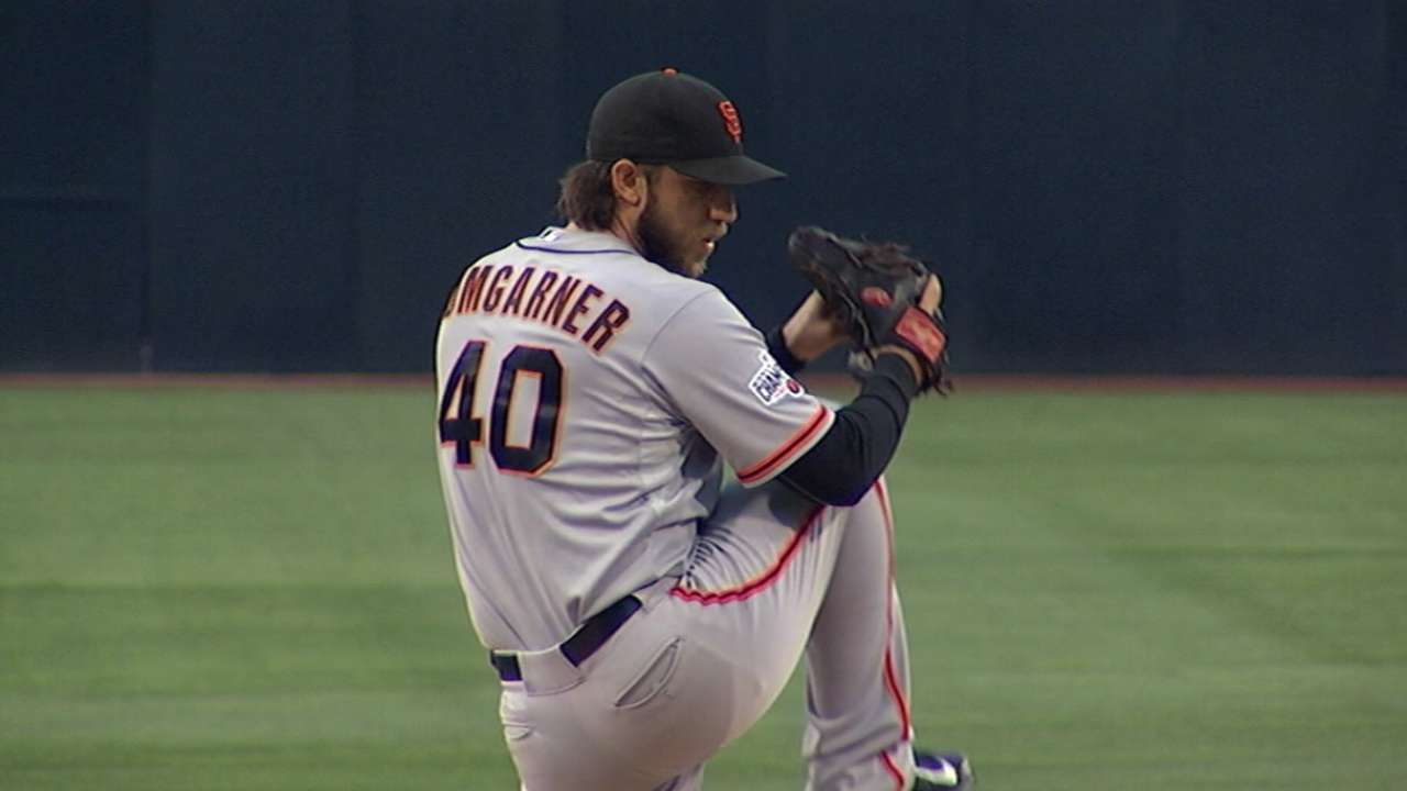 MadBum wraps up spring with Minors start