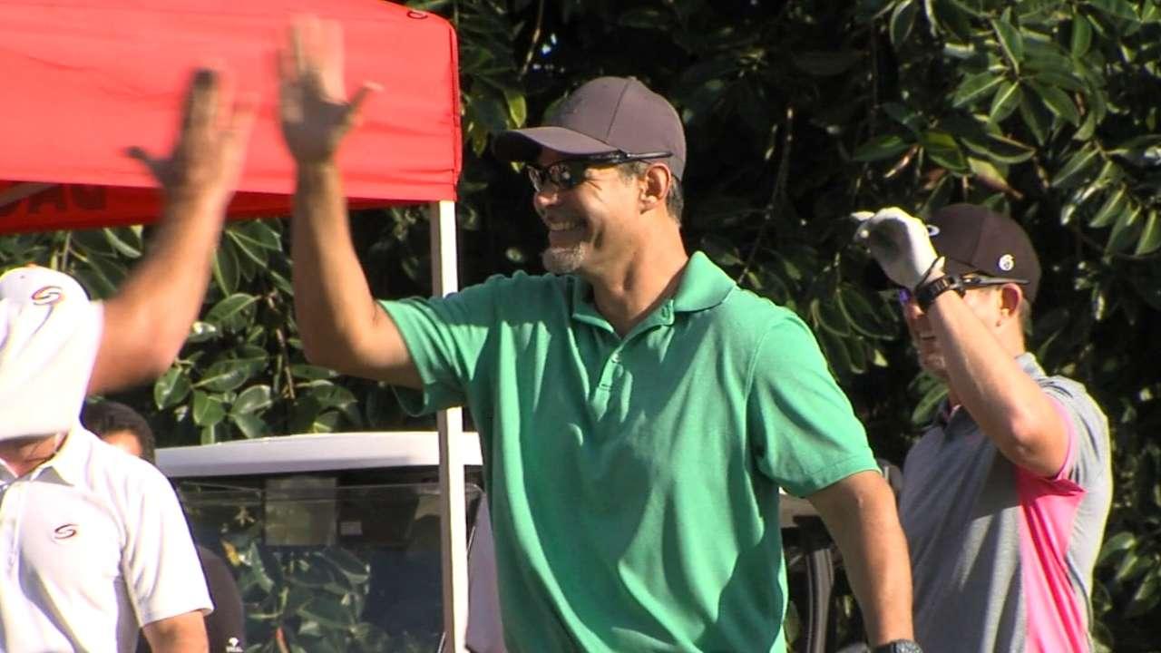 MLBPAA golf tourney benefits children's health