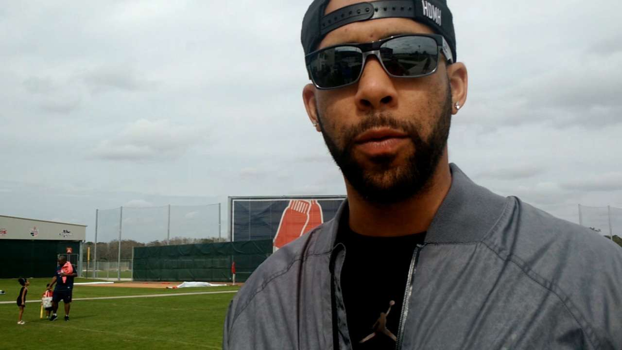 Price on Red Sox camp