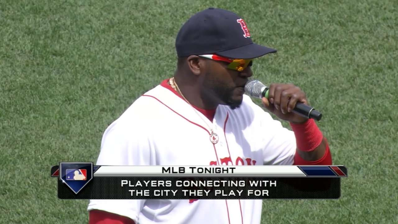 Papi's swan song will be a celebration for baseball