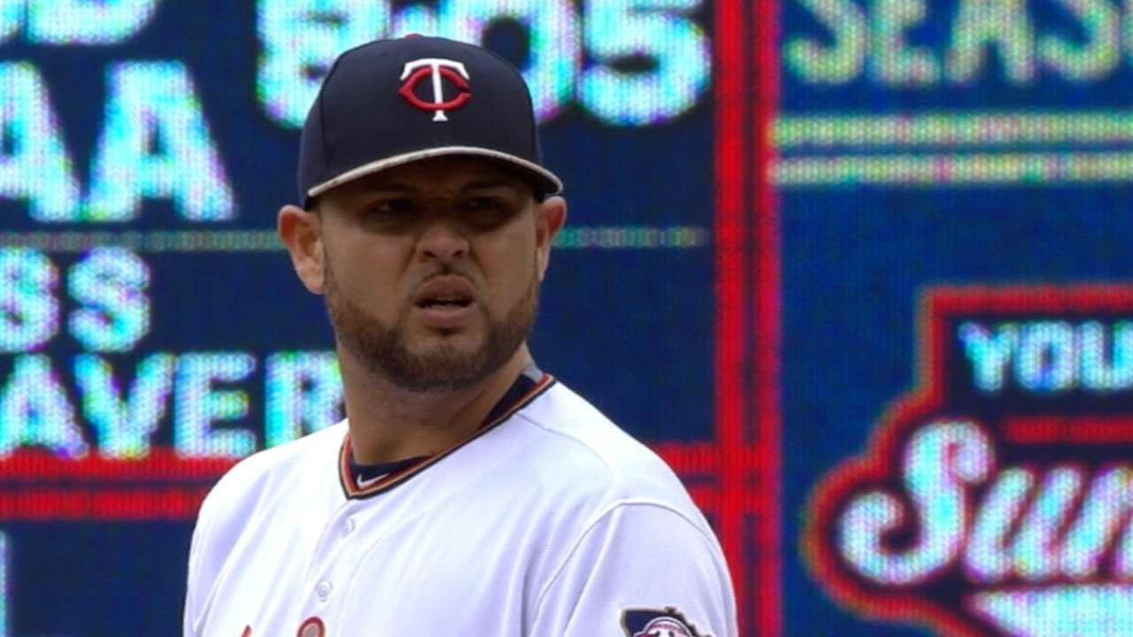 Rounding out Twins' '16 rotation