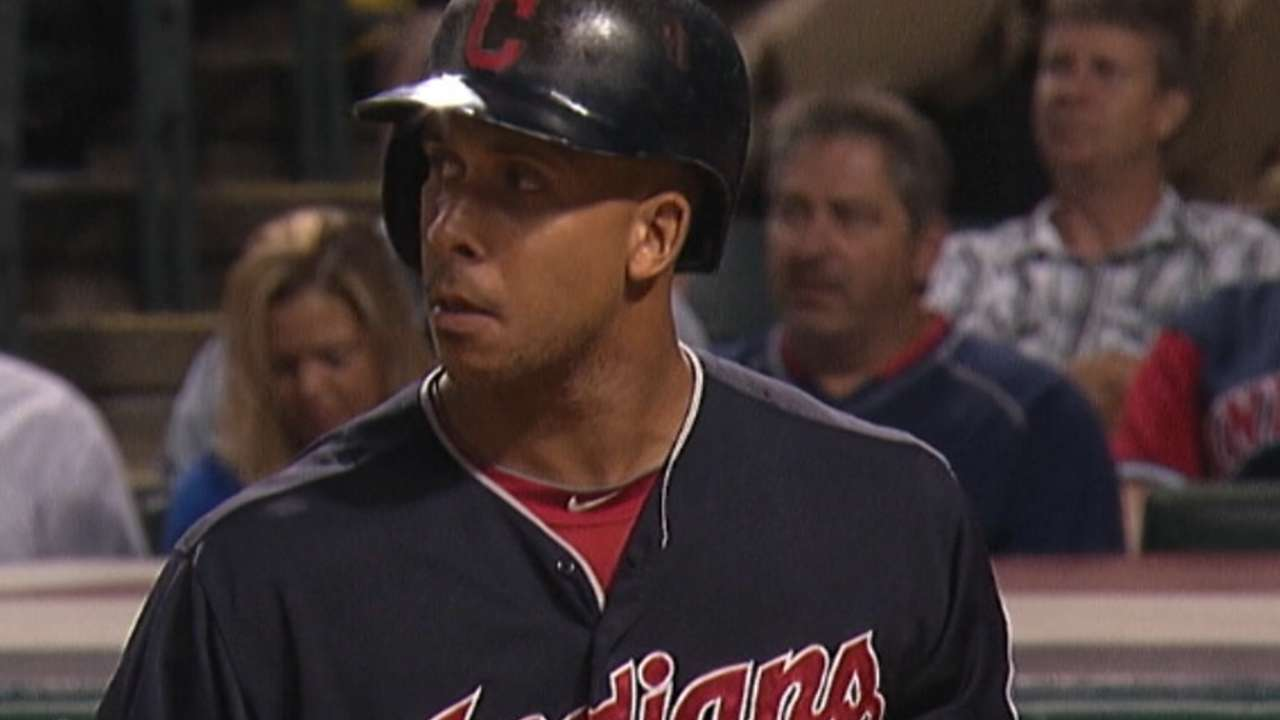 Brantley ramps up recovery work