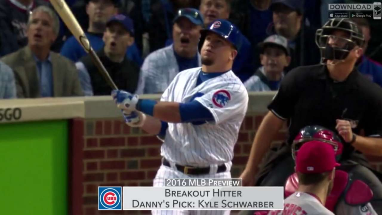 Cubs' lineup will feature new leadoff man