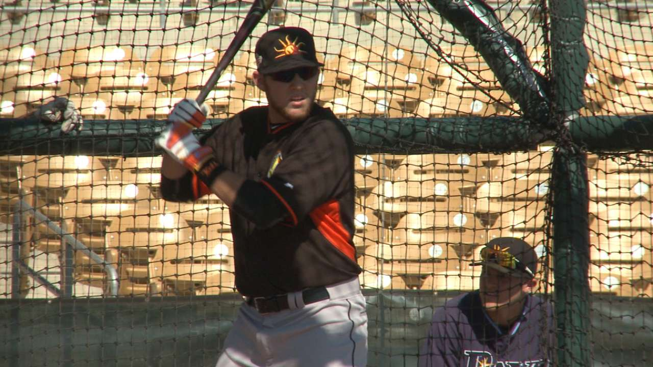 Dean discovers power stroke for Double-A Jacksonville