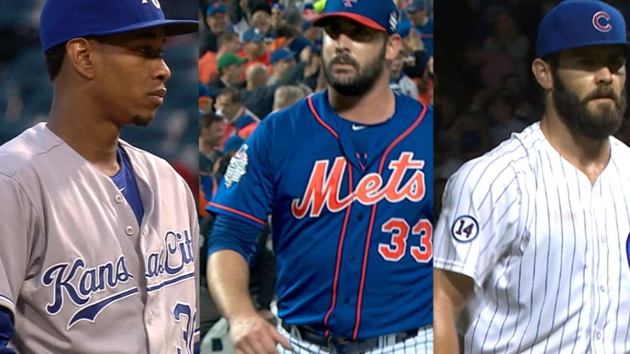 Mound 1: Opening Day starter decisions