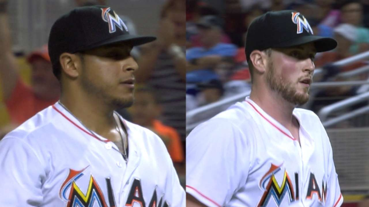 Ramos, Capps to compete for closer's role