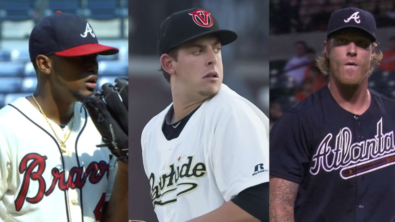 Prospects add intrigue to rotation competition