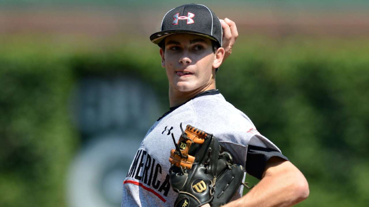 Top Prospects: Cease, CHC
