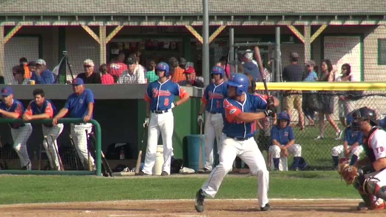 Jimenez, Dewees provide pop in Midwest League All-Star game