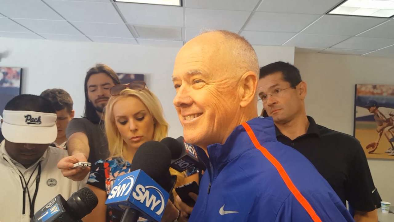 Alderson upbeat about 2016 team