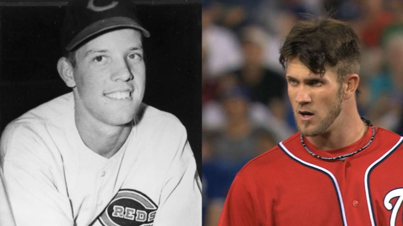 #TBT: Joe Nuxhall and MLB's greatest phenoms